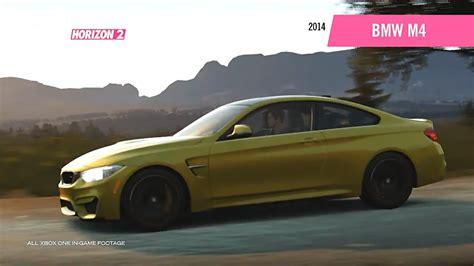 Forza Horizon 2 Rally Autos by Forza Horizon 2 Falken Car Pack 2014 Bmw M4 Side