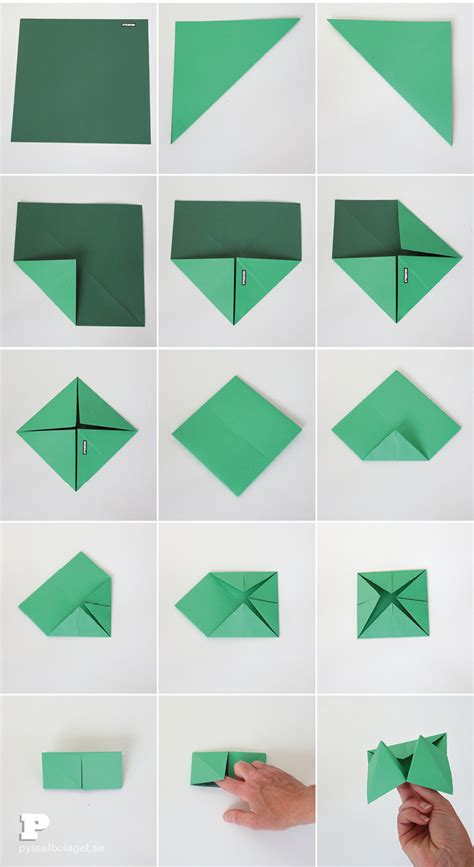 Origami Paper Fortune Teller - 25 unique origami fortune teller ideas on