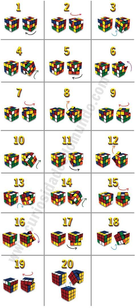tutorial hack rubix como resolver o cubo m 225 gico cubo de rubik em apenas 20