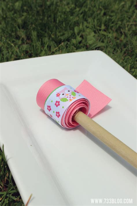 tutorial wand diy ribbon wands inspiration made simple
