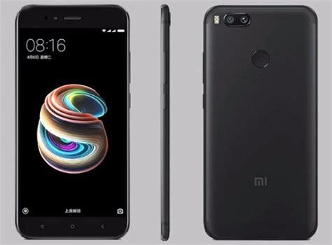 xiaomi mi a1 diluncurkan ini spesifikasi dan harganya