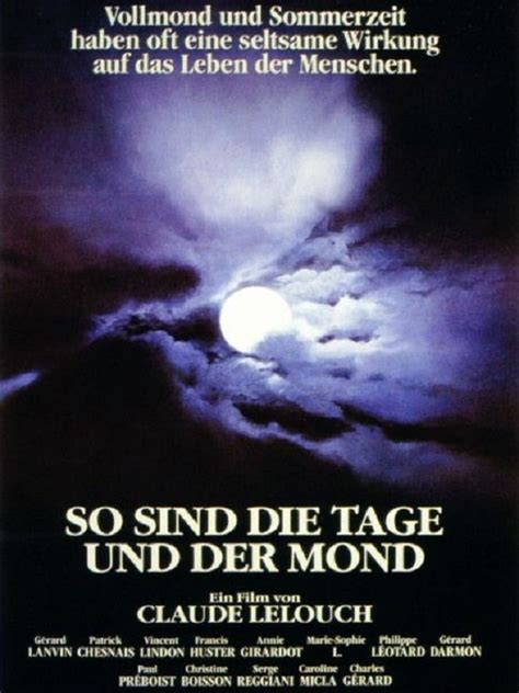 Die Sonne Der Mond Dvd So Sind Die Tage Und Der Mond Schauspieler Regie Produktion Filme Besetzung Und Stab