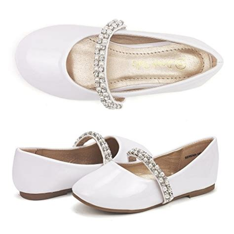 Sandal Heels Casual Wanita Yt 055 pairs serena 100 casual slip on ballerina flat toddler new white