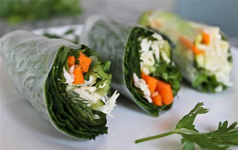 How To Make Rice Paper Wraps - rice paper wraps the wellness workshop