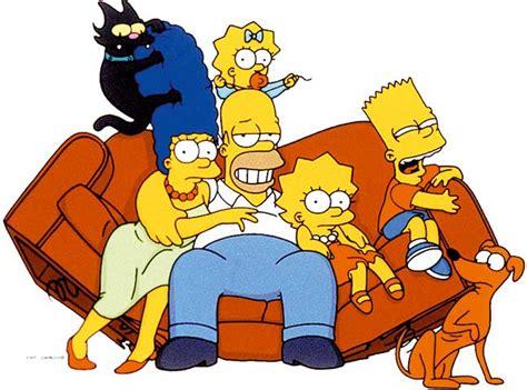 fotos de la familia los simpson los simpson estrenan su 25ta temporada noticias de