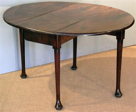 Georgian Drop Leaf Table Antique Georgian Drop Leaf Dining Table Antique Pad Foot Table