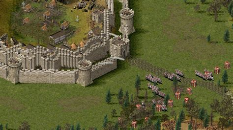 Download Stronghold HD Full PC Game