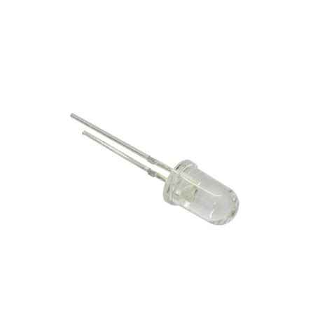 5mm led white 10 pcs