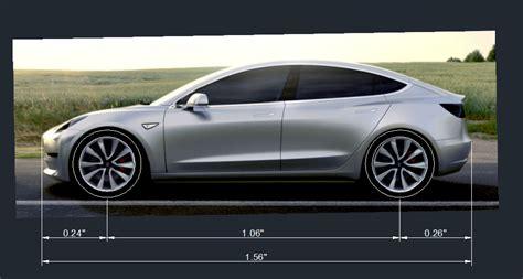 Tesla Length Tesla Model S Dimensions Tesla Image