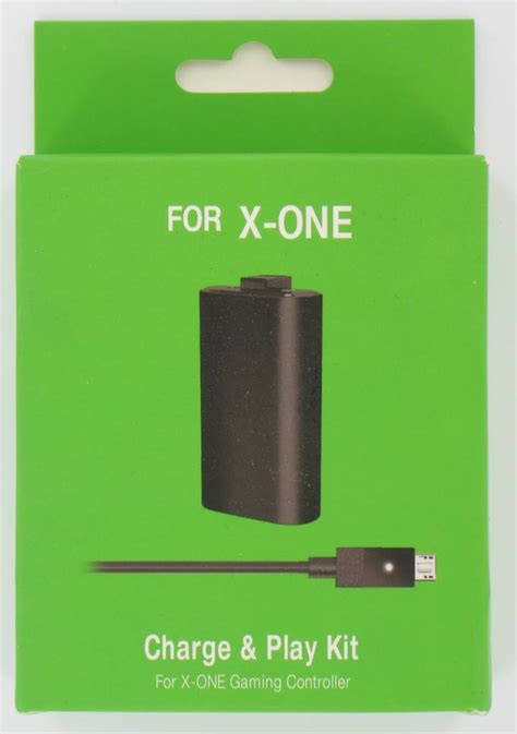Charge Play Kit Stik Xbox One play charge kit for xbox one groothandel xl
