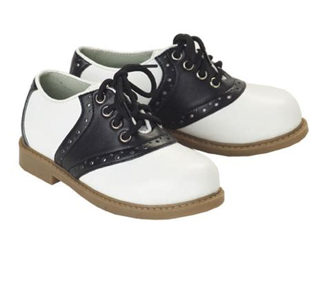 black and white saddle shoes 50 s 50s fifties black and white saddle shoes