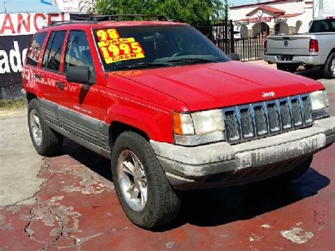 1998 jeep grand for sale carsforsale