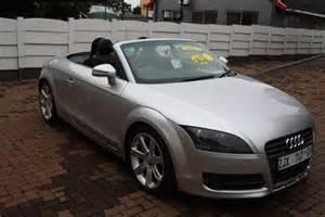audi tt tt 2 0t roadster s tronic for sale in gauteng