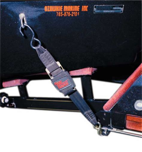 boat trailer tie downs rod saver ttd s1 3 rod saver boat trailer tie down ttd