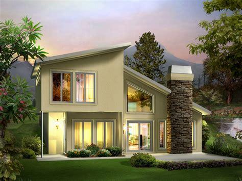 modern berm house plans eureka berm home plan 122d 0001 house plans and more