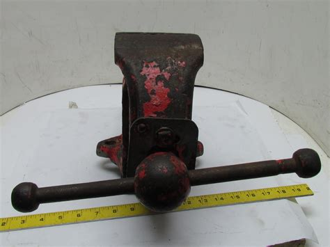 bench vise mounting chas parker bench vise 4 1 4 quot wide x 6 quot opening over the
