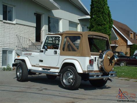 Jeep Laredo For Sale Jeep Wrangler Wrangler Yj Laredo