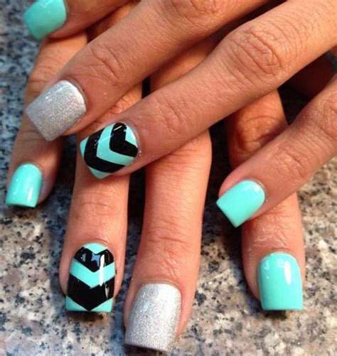 Basic Nail Design by Basic Acrylic Nail Designs How You Can Do It At Home