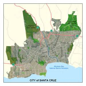 city limits map santa city limits map santa california mappery