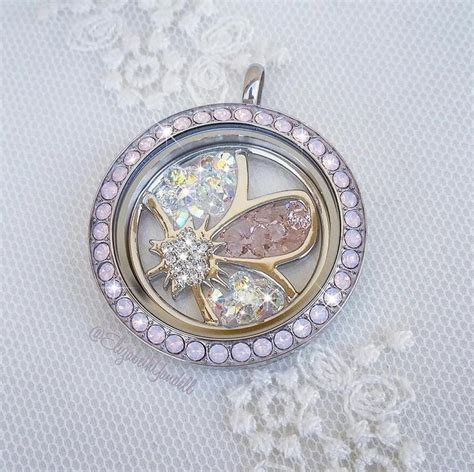 Charms For Origami Owl Lockets - best 25 origami owl necklace ideas on ffa