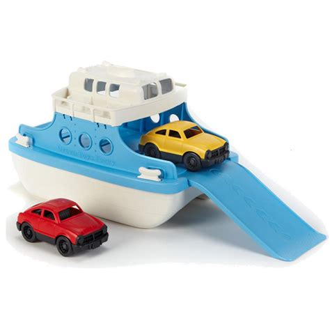 ferry boat with cars green toys ferry boat with cars