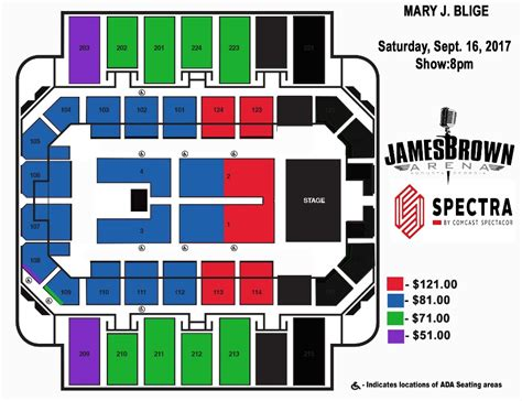 bell auditorium seating chart kevin hart augusta entertainment complex brown arena bell