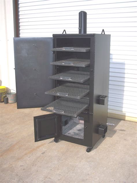 custom backyard smokers new custom vertical patio bbq pit smoker and charcoal