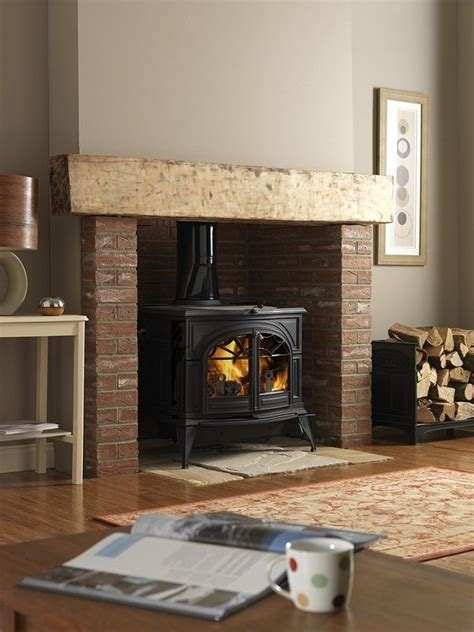 Traditional Brick Fireplace by Sometimes You Can T Beat The Classics Earthy Tones