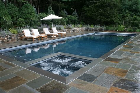 Pool Patios Designs Traditional Traditional Pool
