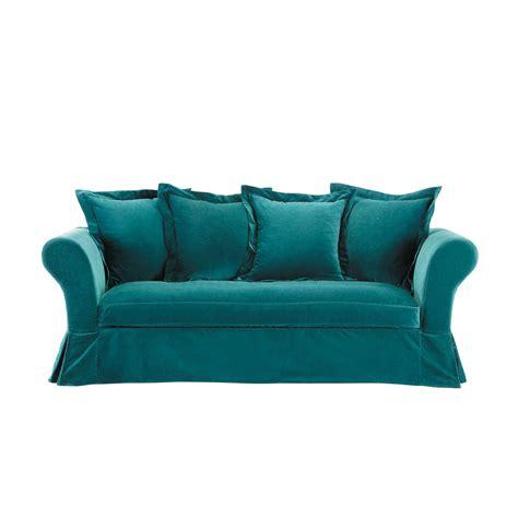 canapé bleu turquoise canap 233 bleu turquoise fashion designs
