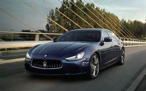 2014 Maserati Sedan 2014 Maserati Ghibli Sedan Carnow