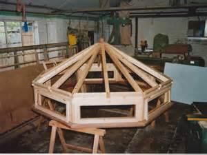 Octagonal Cupola Plans Roof Lanterns Bespoke Joineryroberts Bespoke
