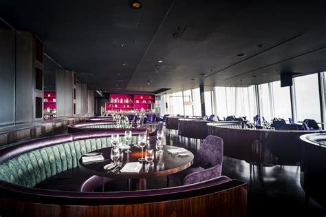 Aqua Shard Dining Room by Aqua Shard Where To Go For Breakfast In Bridge