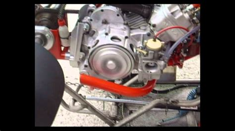 Mba Engine by Kart Mba 125 Bicilindrico Fabio Migani
