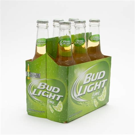 bud light lime a price 12 pack bud light lime 12oz bottle 6 pack wine and