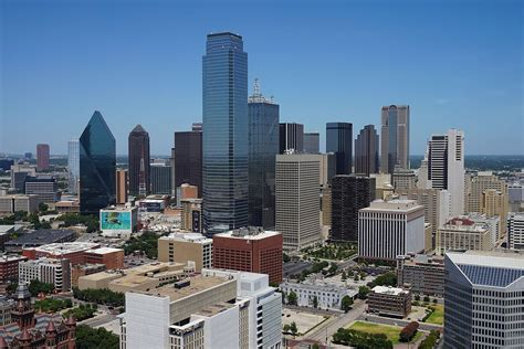 Apartment Dallas Downtown List Of Tallest Buildings In Dallas