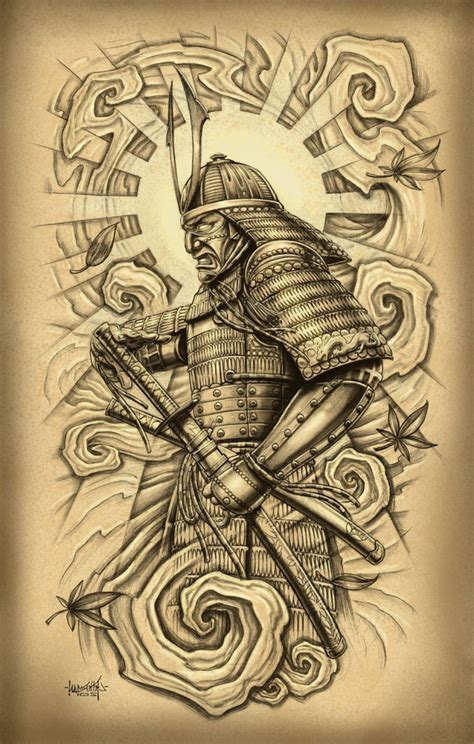 warrior symbol tattoo designs traditional japanese warrior tattoos elaxsir