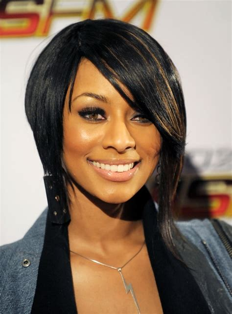 angled bob hair style fors black women sleek inverted bob hairstyle for black women hairstyles