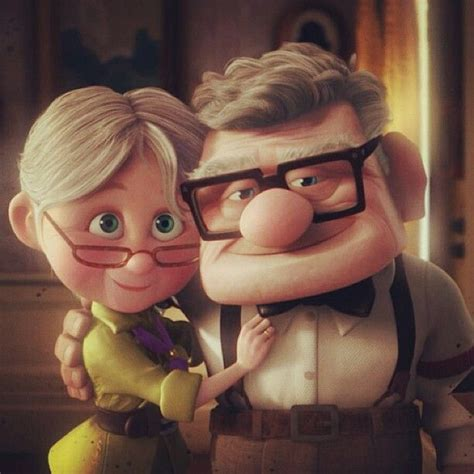 film up ellie and carl to have a relationship like ellie and carl studio time