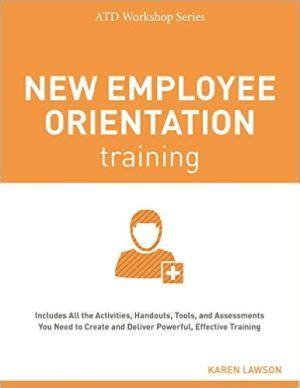 themes for new hire orientation new employee orientation training atd workshop series