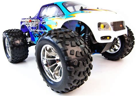hsp nitro monster truck rc radio controlled hsp nitro bug crusher standard edition