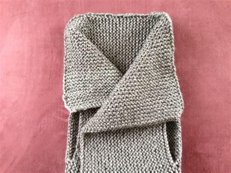 stricken modern crafting eine moderne weste stricken genussgeeks