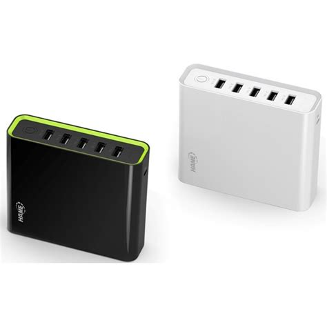 hame h18 power bank 5 output 20000mah white jakartanotebook