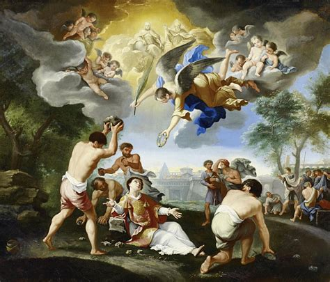 Gods Martyrs readings reflections feast of stephen