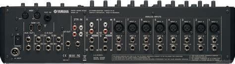 Mixer Yamaha N12 yamaha n12 image 528424 audiofanzine