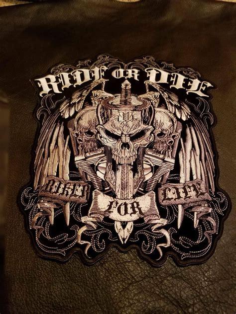harley davidson skull tattoos ride or die skulls sign motorcycle