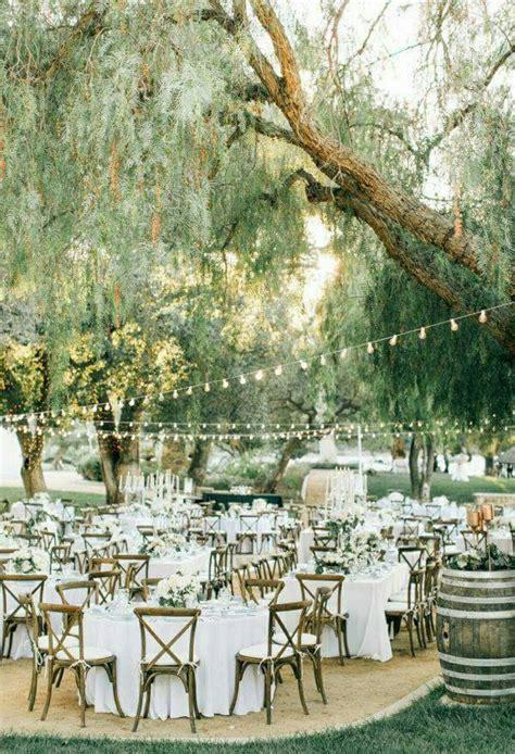 beautiful outdoor venue outdoor wedding california