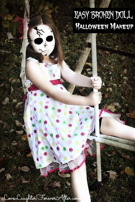 diy broken doll costume 51 best diy costumes images on