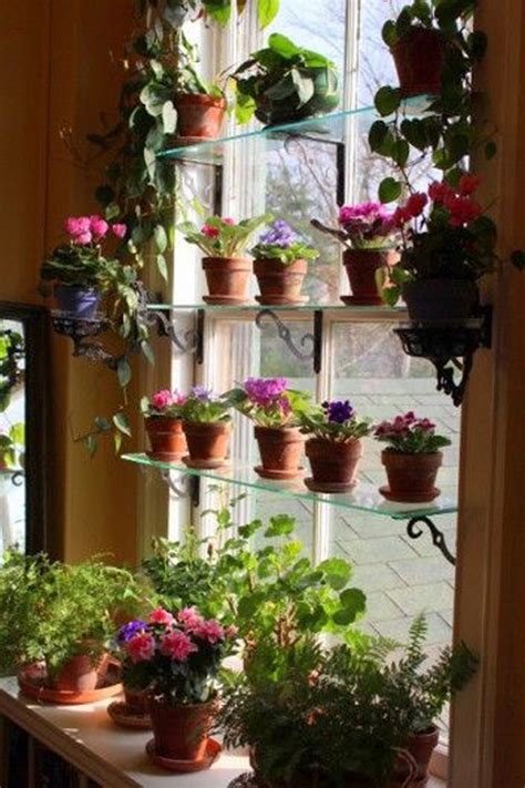 indoor window garden 33 creative ways to include indoor plants in your home