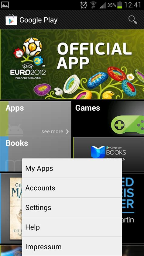 Play Store Settings Samsung Galaxy S3 Deactivate Auto Update Apps